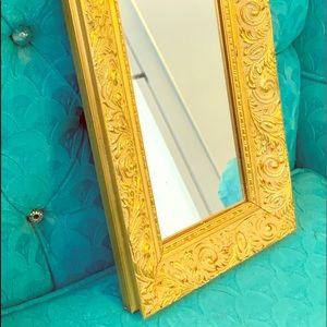 Other - Bright Gold decorative mirror